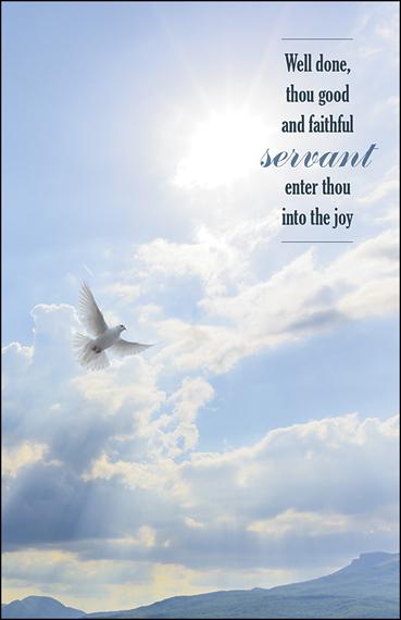 Anchor Store Enter Thou Into The Joy Dove
