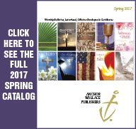 Anchor Wallace 2016 Spring catalog