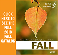 Anchor Wallace 2018 Fall Catalog